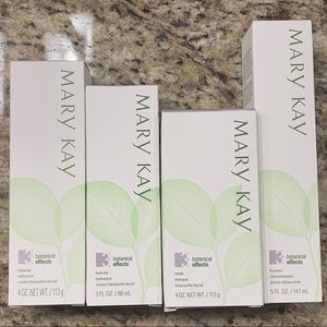 Mary Kay Botanical Effects 3 SET